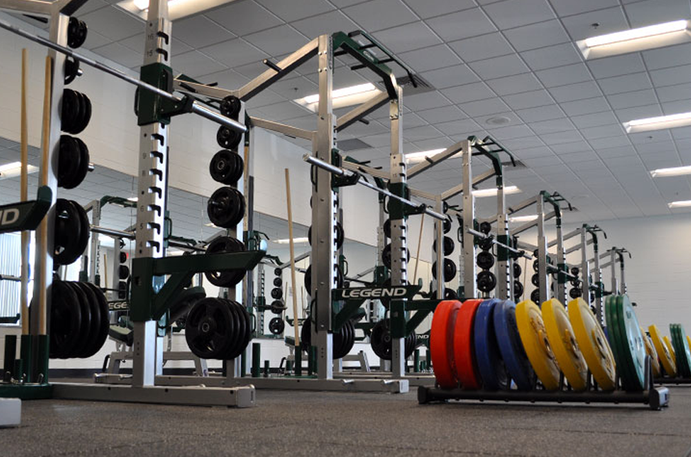 Private High School Prosource Fitness Equipment
