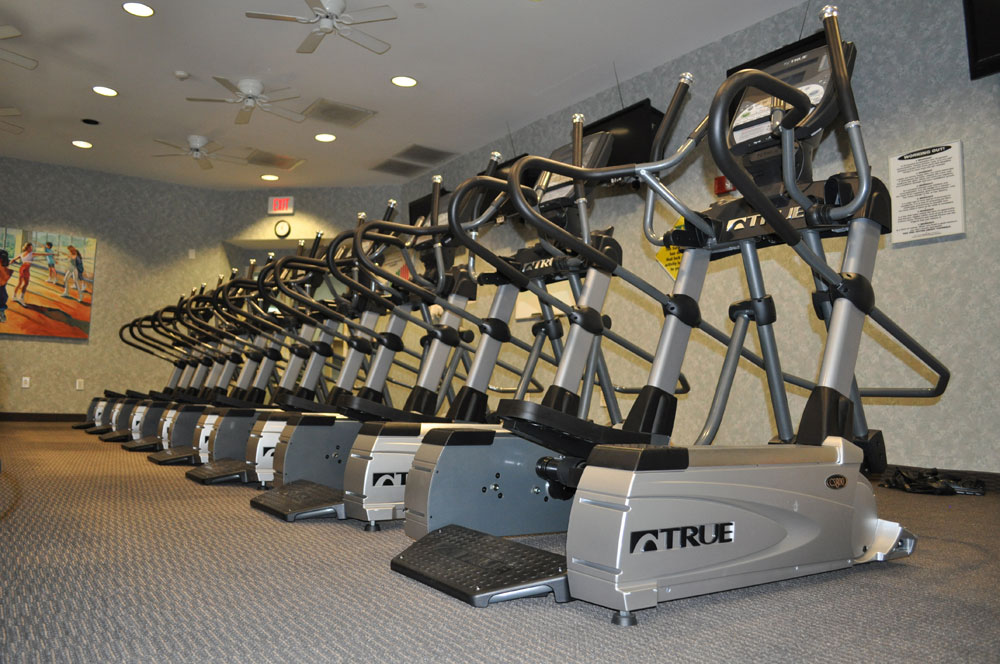 Country Club Prosource Fitness Equipment
